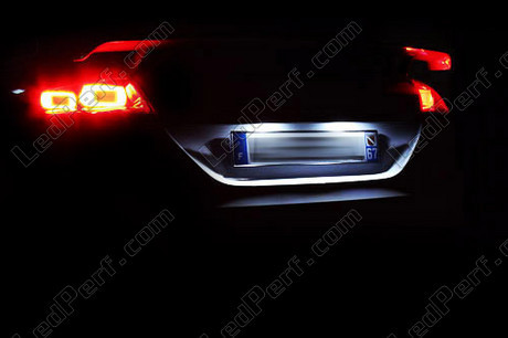 Led Plaque Immatriculation Audi Tt Mk2