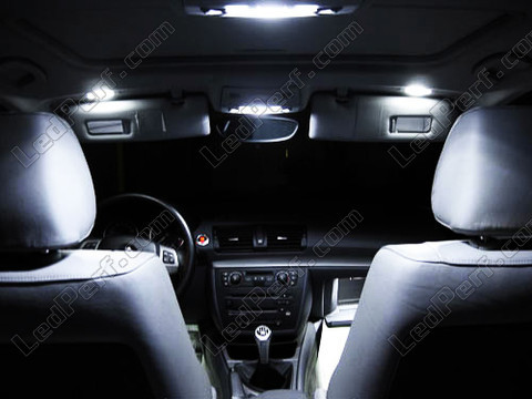 Pack full leds int rieur pour bmw serie 1 e81 e82 e87 e88 for Serie 1 interieur