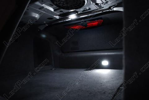 Led Coffre Audi A4 B6