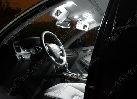 Led Habitacle Audi A4 B8