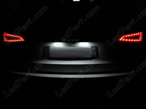 Led Plaque Immatriculation Audi Q5
