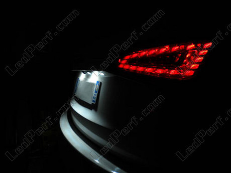Led Plaque Immatriculation Audi Q7