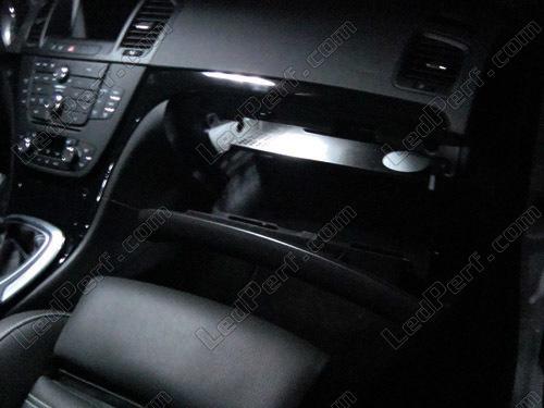 Opel Insignia Intérieur Lampe Coffre Boîte à Gants éclairage