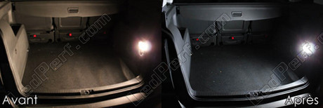 Led Coffre Volkswagen Touran V3