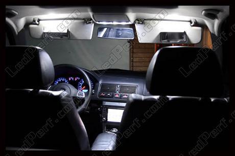 pack full leds int rieur pour volkswagen golf 4. Black Bedroom Furniture Sets. Home Design Ideas