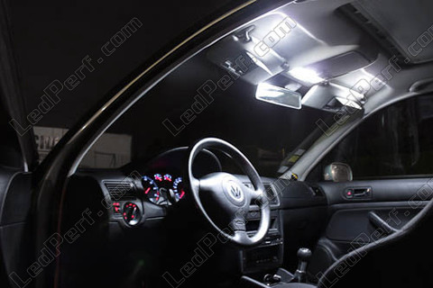 pack full leds int rieur pour volkswagen golf 4. Black Bedroom Furniture Sets. Home Design Ideas