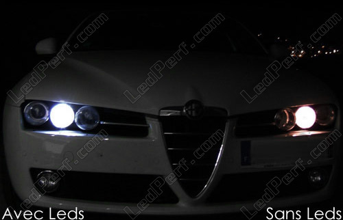 Pour Alfa Romeo 159feux Leds Veilleuses Position Pack De dCrxoBe