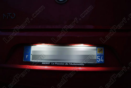 Led Plaque Immatriculation Alfa Romeo Mito