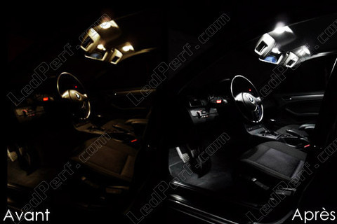 Led Habitacle Bmw Serie 3 E46 cabriolet