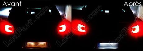 Led Plaque Immatriculation Citroen Ds3