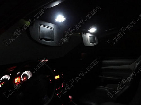 Pack full leds int rieur pour ford focus mk2 for Miroir ford focus