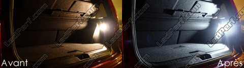 pack full leds int rieur pour nissan note. Black Bedroom Furniture Sets. Home Design Ideas