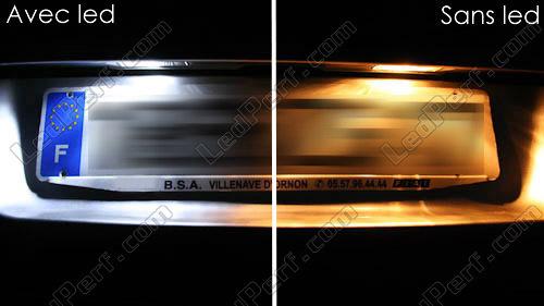 [Reduction] LedPerf.com : Eclairage Auto à Leds Eclairage_Plaque_Blanc_pur_luxe_Renault_Megane_2_xenon_led_tuning_2