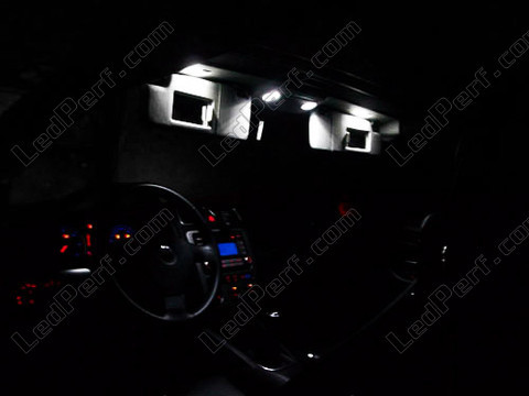 pack full leds int rieur pour volkswagen eos 1f. Black Bedroom Furniture Sets. Home Design Ideas