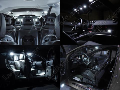 Pack Full Leds intérieur pour Chevrolet Trax