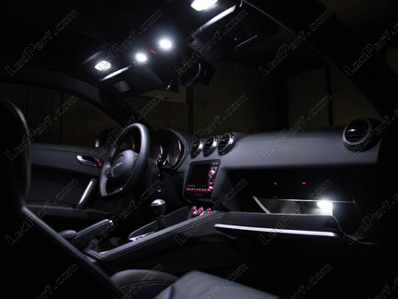 pack full leds int rieur pour dodge nitro. Black Bedroom Furniture Sets. Home Design Ideas