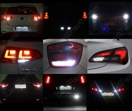 Led Feux De Recul Ford Tourneo Connect Tuning