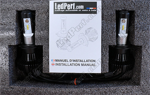 Led Ampoules LED Volvo S60 II Tuning