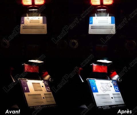 Plaque Immatriculation Quad : pack leds plaque d 39 immatriculation pour vespa primavera 50 ~ Dallasstarsshop.com Idées de Décoration