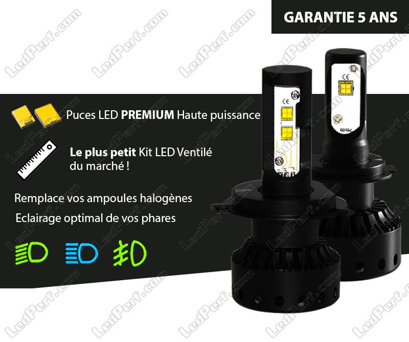 Pour Led 1300mk3Taille Kit Yamaha Fjr Ampoules Mini H9IWED2Y