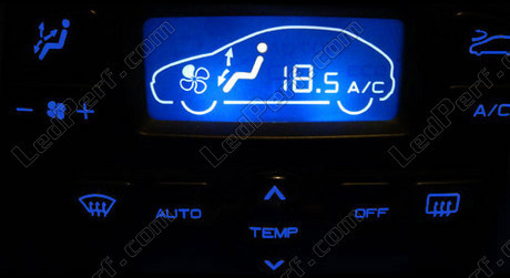 Kit led compteur tableau de bord peugeot 206 non mux bleu - Kit de retroeclairage led pour tv ...
