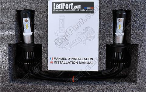 kit ampoules led haute puissance pour phares de peugeot boxer ii garantie 5 ans et port offert. Black Bedroom Furniture Sets. Home Design Ideas