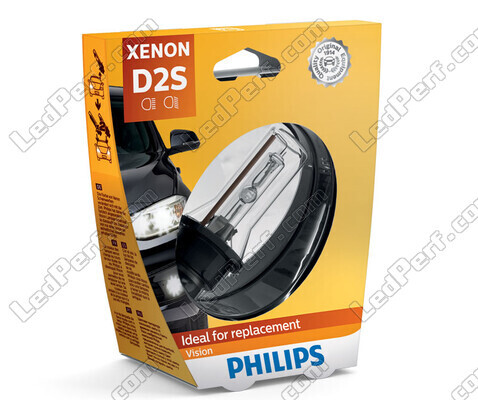 ampoule x non d2s philips vision 4600k 85122vic1. Black Bedroom Furniture Sets. Home Design Ideas