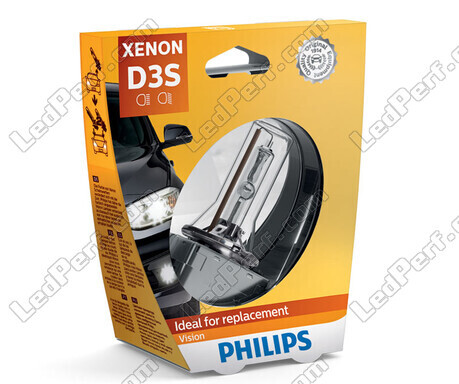 ampoule x non d3s philips vision 4600k 4240a9ic1. Black Bedroom Furniture Sets. Home Design Ideas