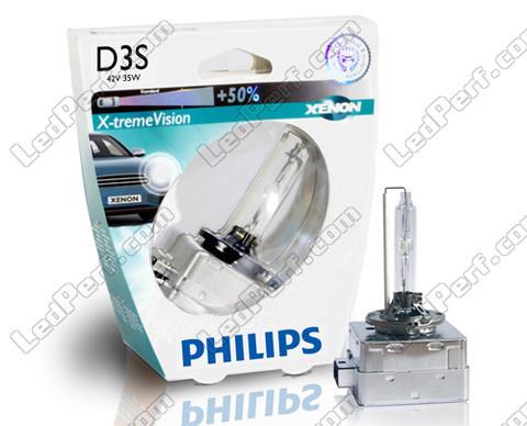 ampoule x non d3s philips x treme vision 4800k 42403xvc1. Black Bedroom Furniture Sets. Home Design Ideas