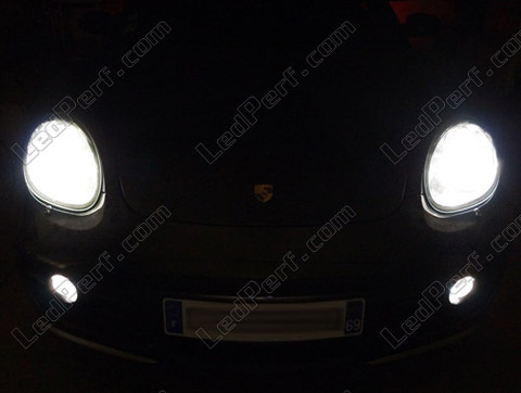 Led Antibrouillards Porsche Cayman 2006