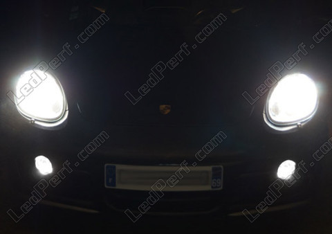 Led Feux De Route Porsche Cayman 2006