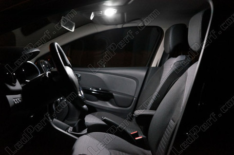 pack full leds int rieur pour renault captur. Black Bedroom Furniture Sets. Home Design Ideas