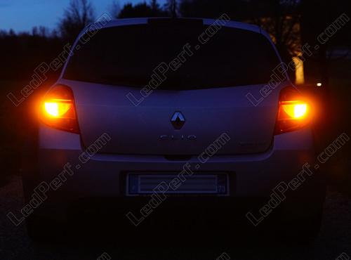 Pack Clignotants Arriere A Leds Pour Renault Clio 3