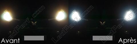 pack ampoules de feux phares xenon effect pour renault clio 4. Black Bedroom Furniture Sets. Home Design Ideas