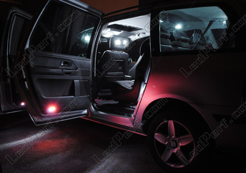 pack full leds int rieur pour seat alhambra 7ms. Black Bedroom Furniture Sets. Home Design Ideas