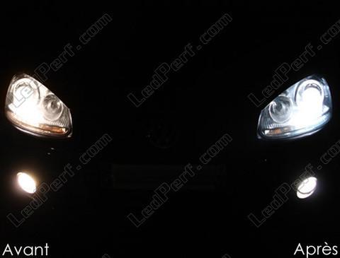 pack ampoules de feux phares xenon effect pour volkswagen golf 5. Black Bedroom Furniture Sets. Home Design Ideas