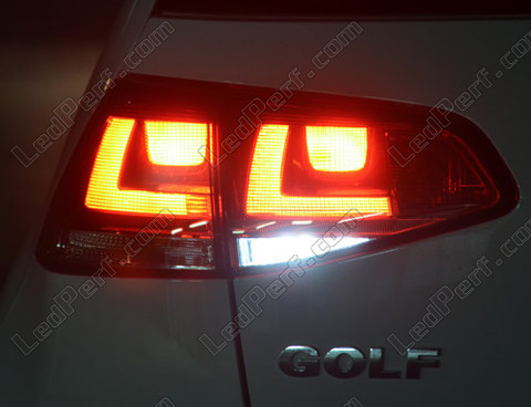 pack leds feux de recul pour volkswagen golf 7. Black Bedroom Furniture Sets. Home Design Ideas