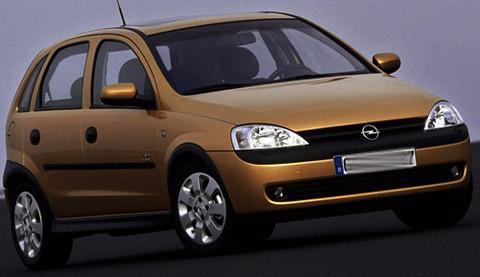 Pack ampoules de feux phares xenon effect pour opel corsa c for Interieur opel corsa 2000