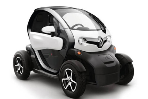 pack leds plaque d 39 immatriculation pour renault twizy. Black Bedroom Furniture Sets. Home Design Ideas