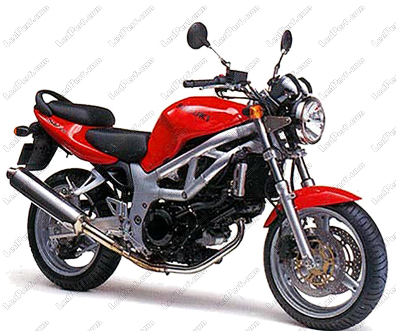 Ampoule Sv Suzuki Led 650 N1999 Kit Pour 2002Taille Mini 3R4Aj5L
