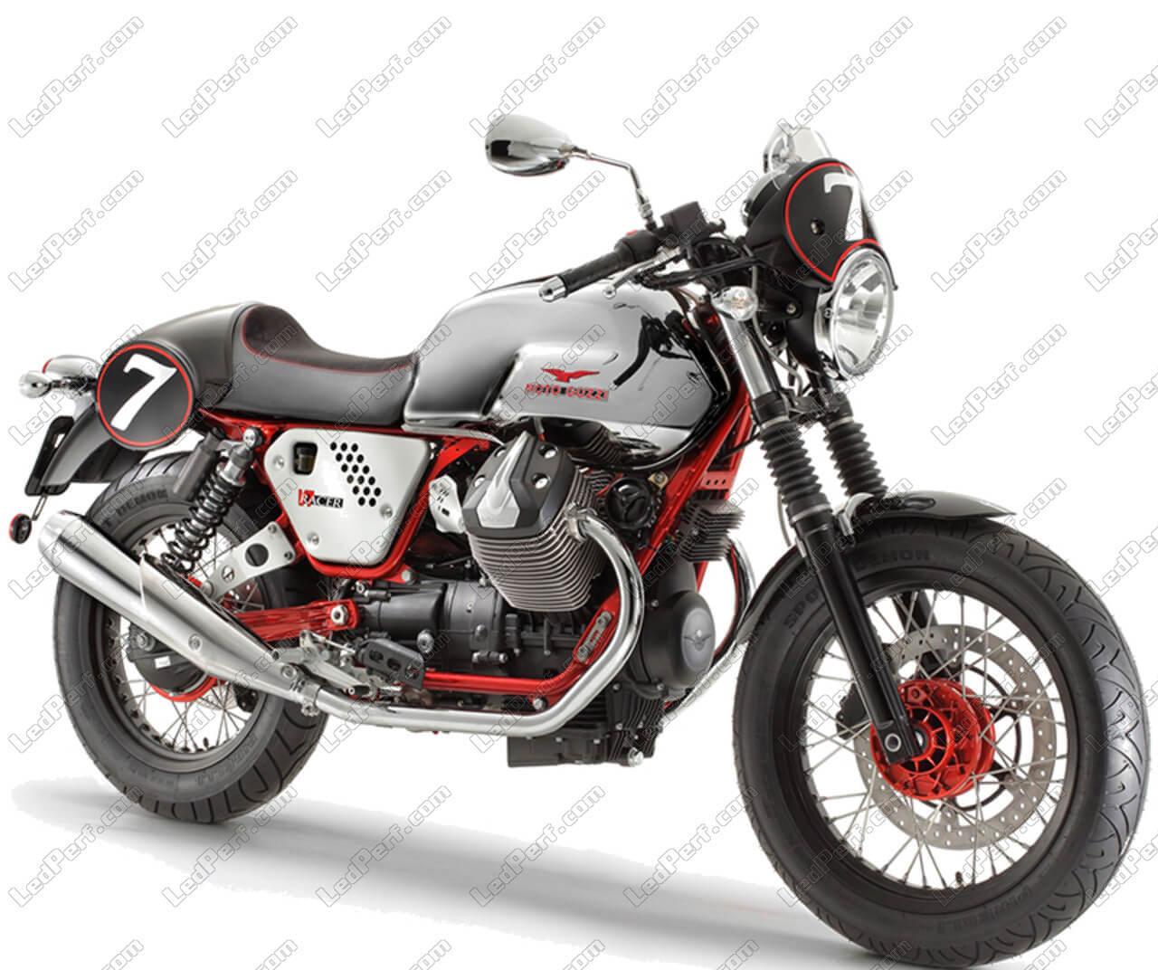 pack clignotants arri re led pour moto guzzi v7 racer 750. Black Bedroom Furniture Sets. Home Design Ideas