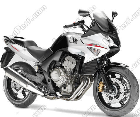 moto honda 600 cbf