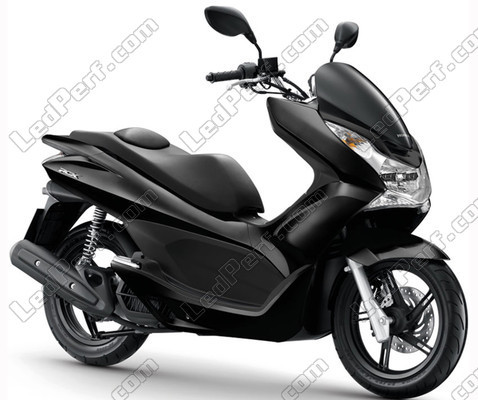pack leds veilleuses pour honda pcx 125 150 feux de position. Black Bedroom Furniture Sets. Home Design Ideas
