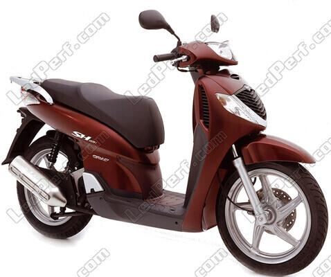 moto scooter honda 150