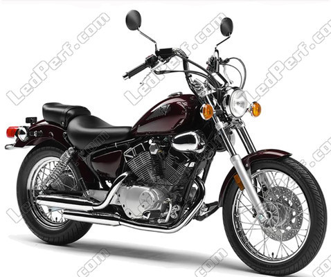 moto yamaha virago