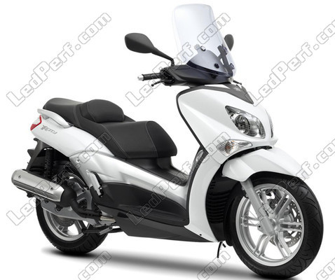 Scooter Yamaha X-City 125 (2007 - 2012)