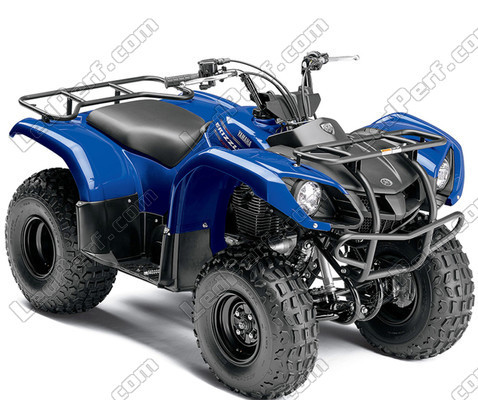 Quad Yamaha YFM 125 Grizzly (2008 - 2015)