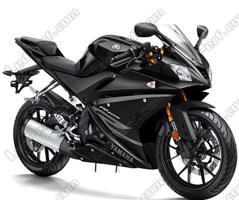 kit x non hid 35w ou 55w pour yamaha yzf r125 2014 2017 garantie a vie et livraison offerte. Black Bedroom Furniture Sets. Home Design Ideas