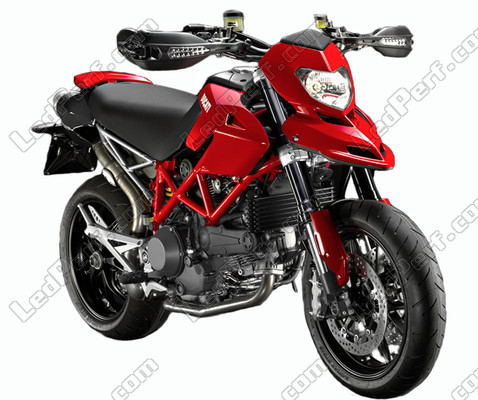 pack ampoules de feux phares xenon effect pour ducati hypermotard 796. Black Bedroom Furniture Sets. Home Design Ideas