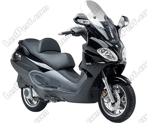 scooter piaggio x9 125. Black Bedroom Furniture Sets. Home Design Ideas